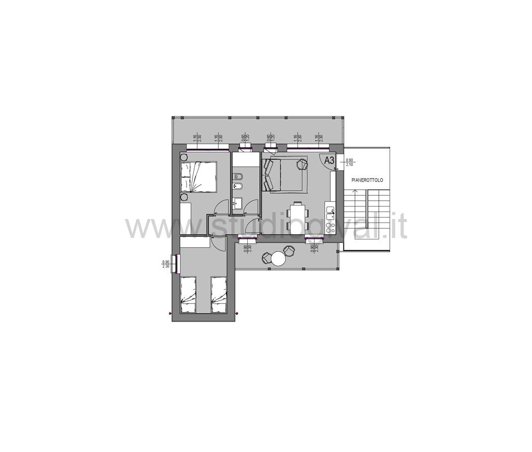 Appartamento in vendita a Valdidentro, 3 locali, zona Zona: Isolaccia, prezzo € 232.000 | CambioCasa.it