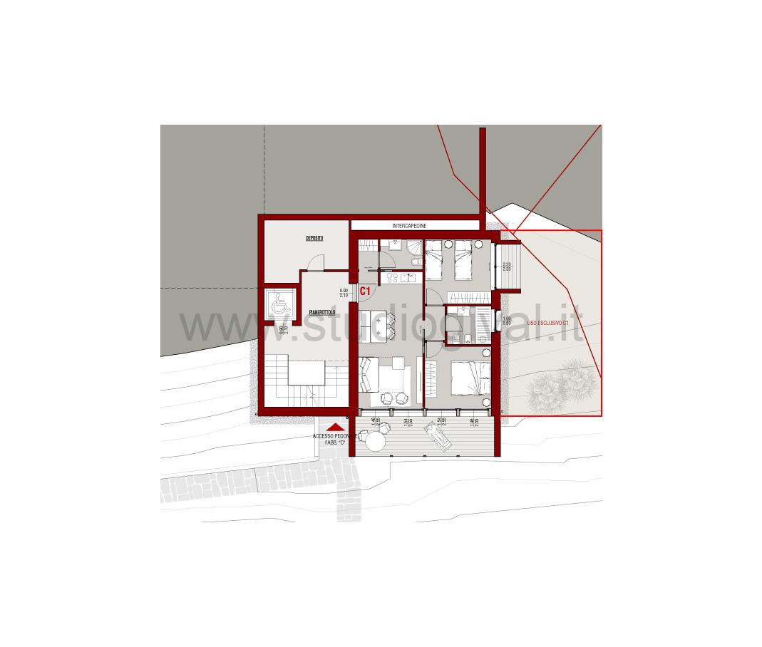 Appartamento in vendita a Valdidentro, 3 locali, prezzo € 329.000 | CambioCasa.it