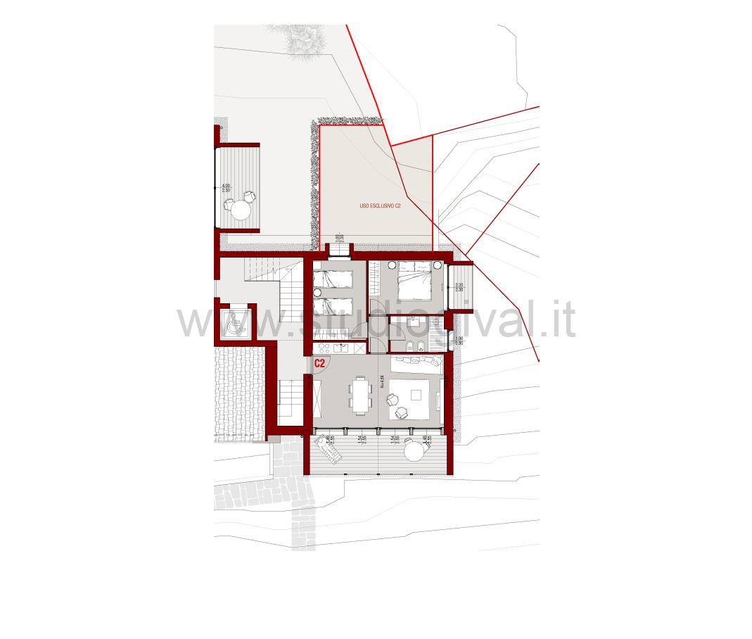 Appartamento in vendita a Valdidentro, 3 locali, prezzo € 325.000 | CambioCasa.it