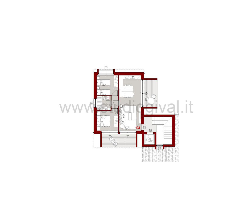 Appartamento in vendita a Valdidentro, 3 locali, Trattative riservate | CambioCasa.it