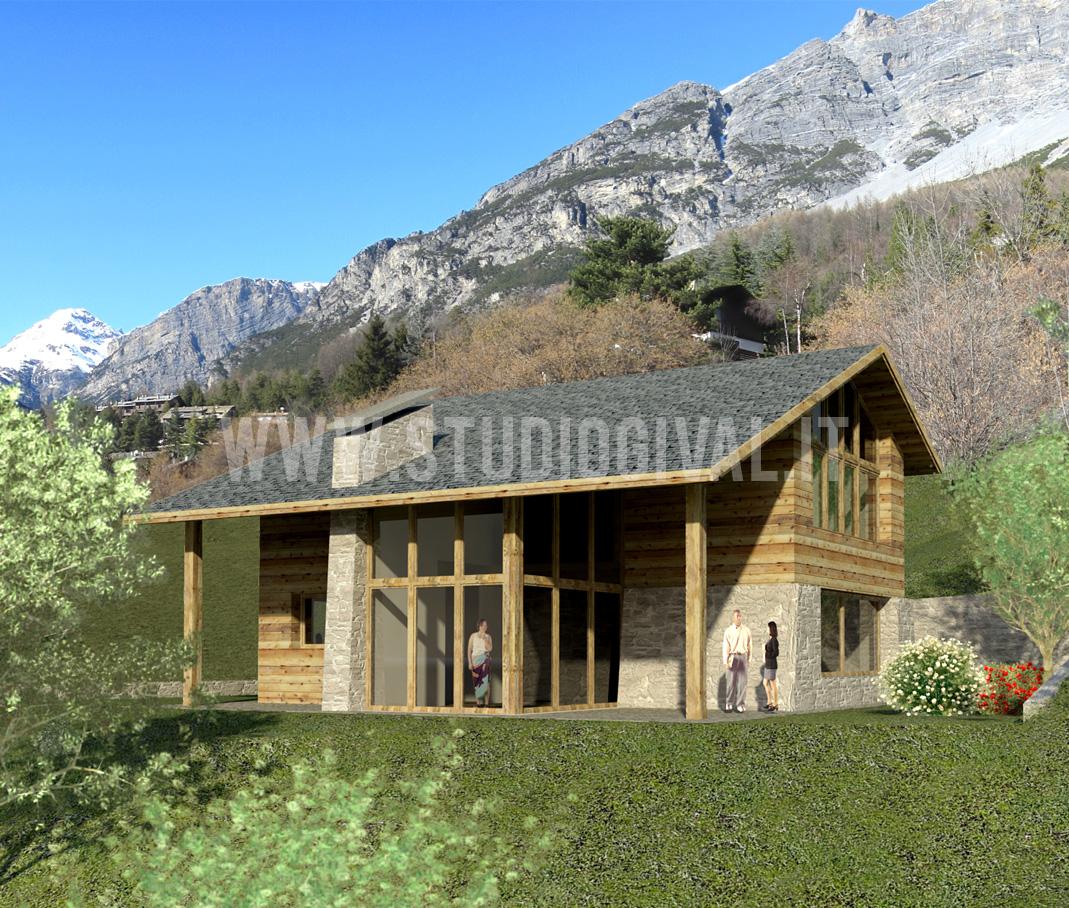 Villa in vendita a Valdidentro, 5 locali, Trattative riservate | CambioCasa.it