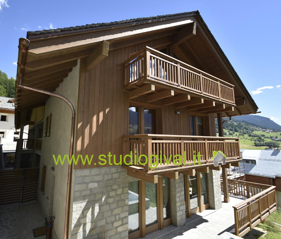 Appartamento in vendita a Bormio, 2 locali, prezzo € 415.000   CambioCasa.it
