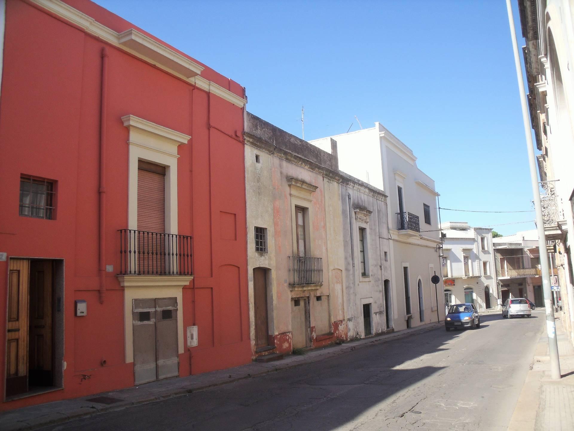 Soluzione Indipendente in affitto a Matino, 3 locali, prezzo € 250 | CambioCasa.it