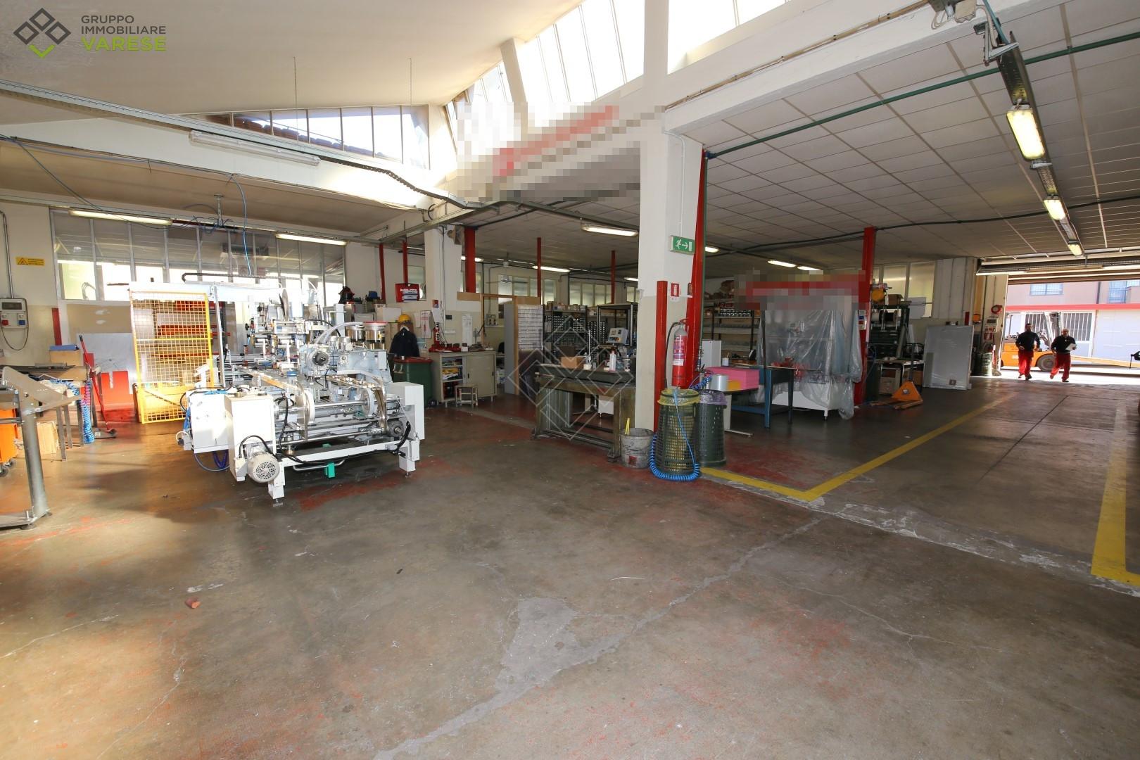 Capannone in vendita a Varese, 9999 locali, zona Zona: Giubiano, prezzo € 1.290.000 | CambioCasa.it