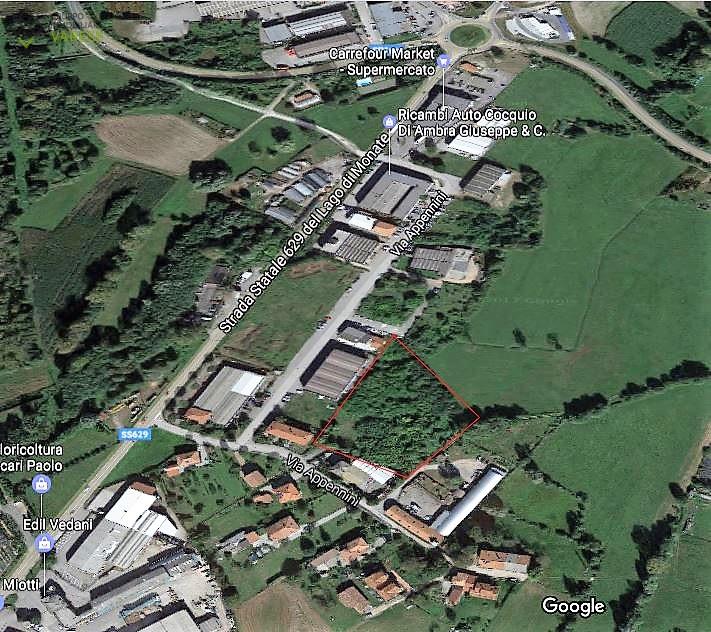 Terreno Edificabile Residenziale in vendita a Cocquio-Trevisago, 9999 locali, zona Zona: Trevisago, prezzo € 250.000   CambioCasa.it