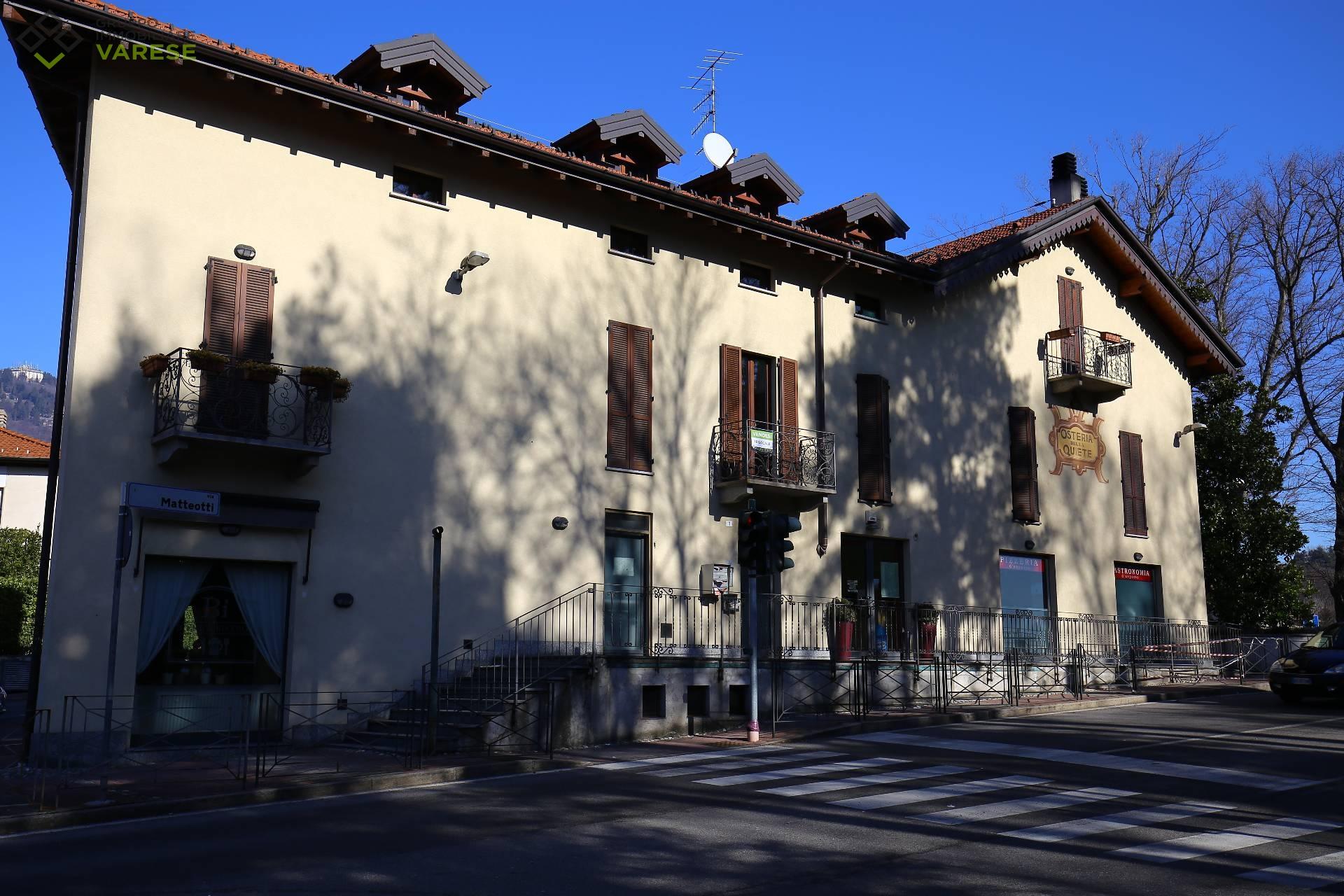 Appartamento in vendita a Casciago, 3 locali, prezzo € 120.000 | CambioCasa.it