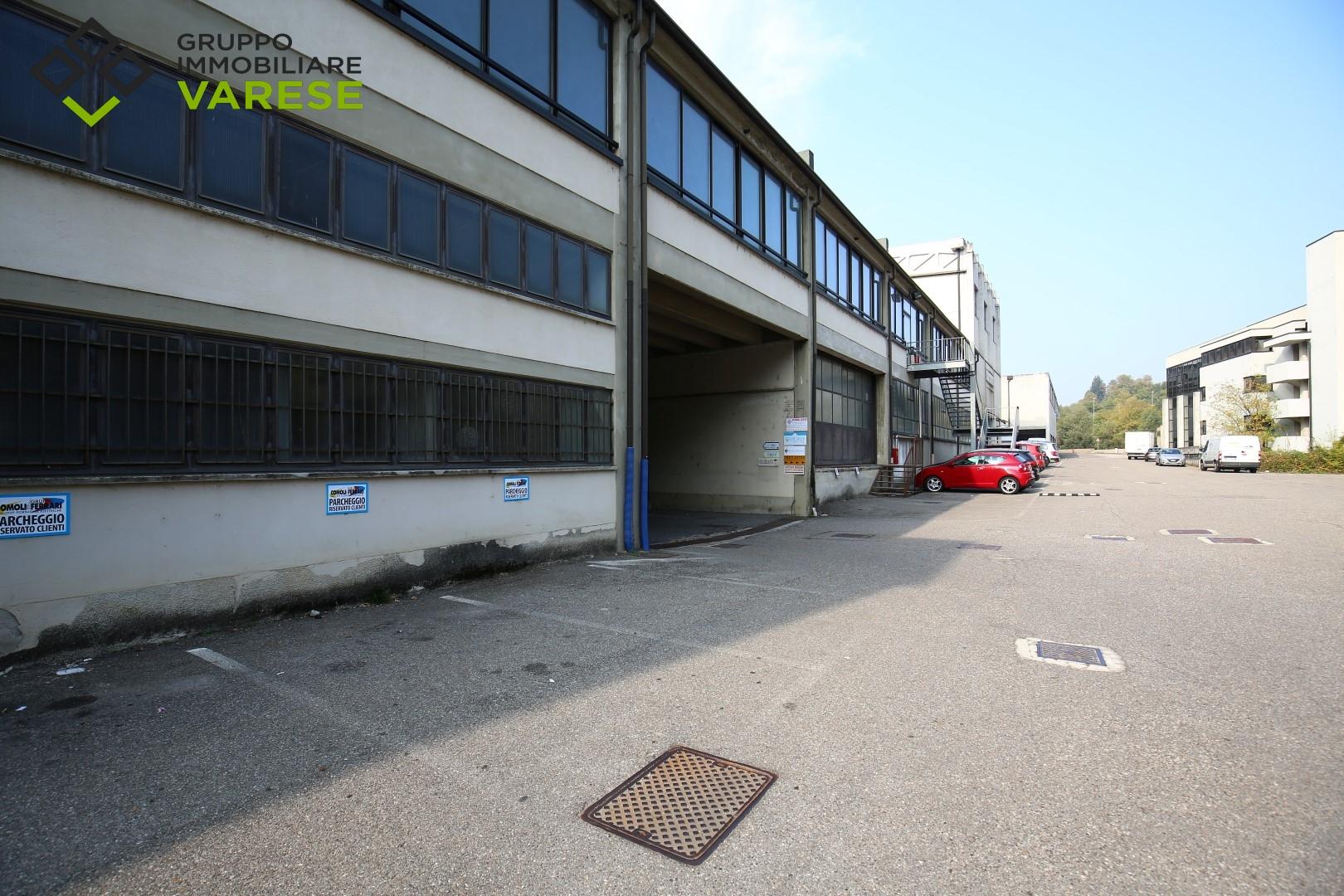 Capannone in affitto a Varese, 9999 locali, zona Località: Belforte, prezzo € 170.000 | CambioCasa.it