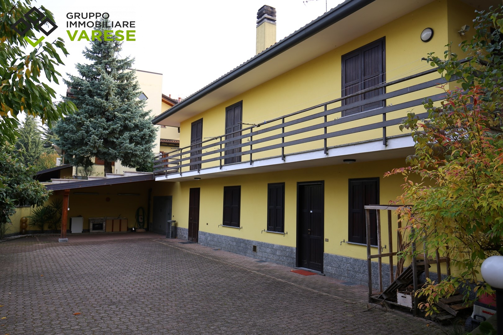 Villa in vendita a Oggiona con Santo Stefano, 6 locali, prezzo € 380.000 | CambioCasa.it