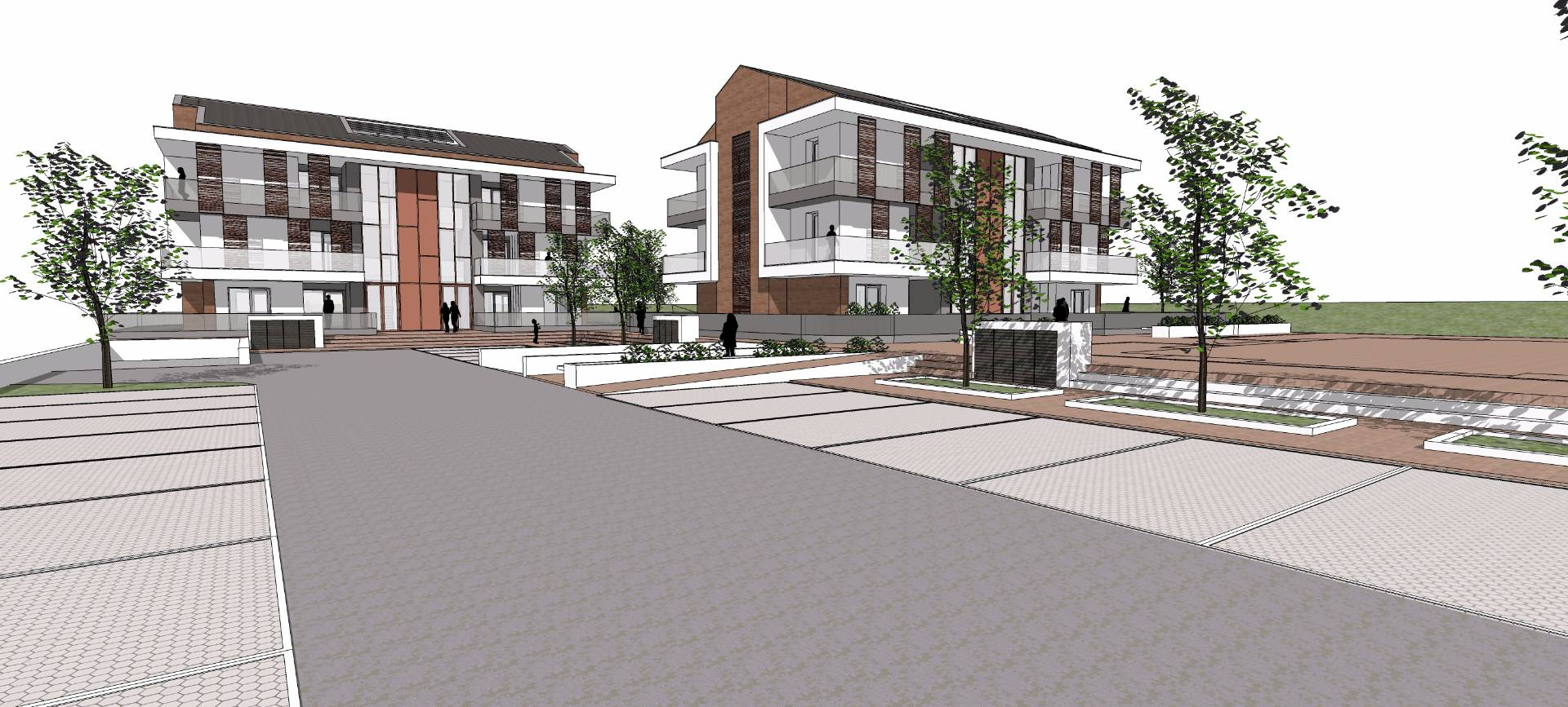 Appartamento in vendita a Cesena, 4 locali, zona Località: PonteAbbadesse, prezzo € 400.000 | CambioCasa.it