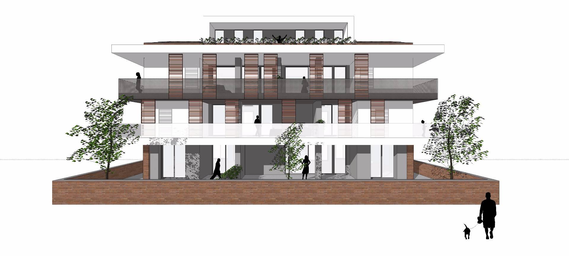 Appartamento in vendita a Cesena, 4 locali, zona Località: PonteAbbadesse, prezzo € 383.000 | CambioCasa.it