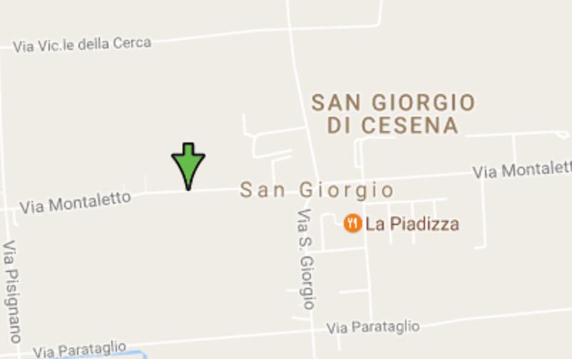 Terreno Edificabile Residenziale in vendita a Cesena, 9999 locali, prezzo € 119.000 | CambioCasa.it