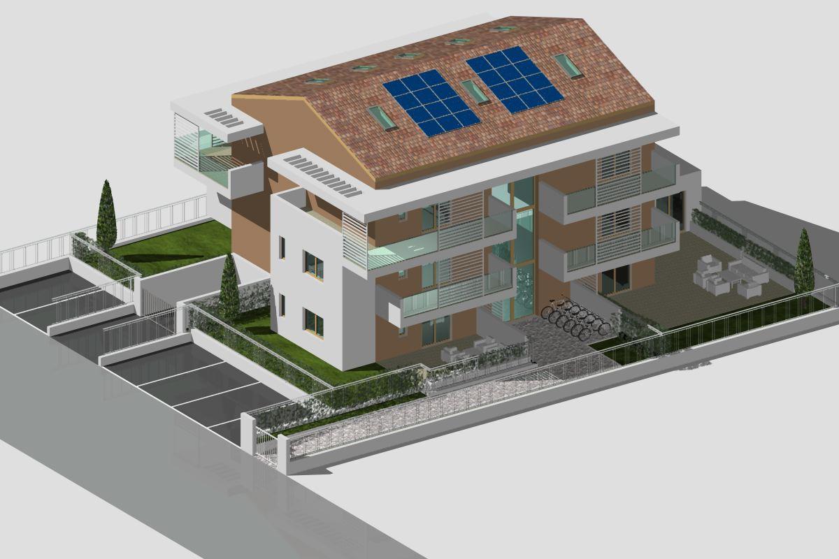Appartamento in vendita a Cesena, 5 locali, zona Località: VillaChiaviche, prezzo € 285.000 | CambioCasa.it