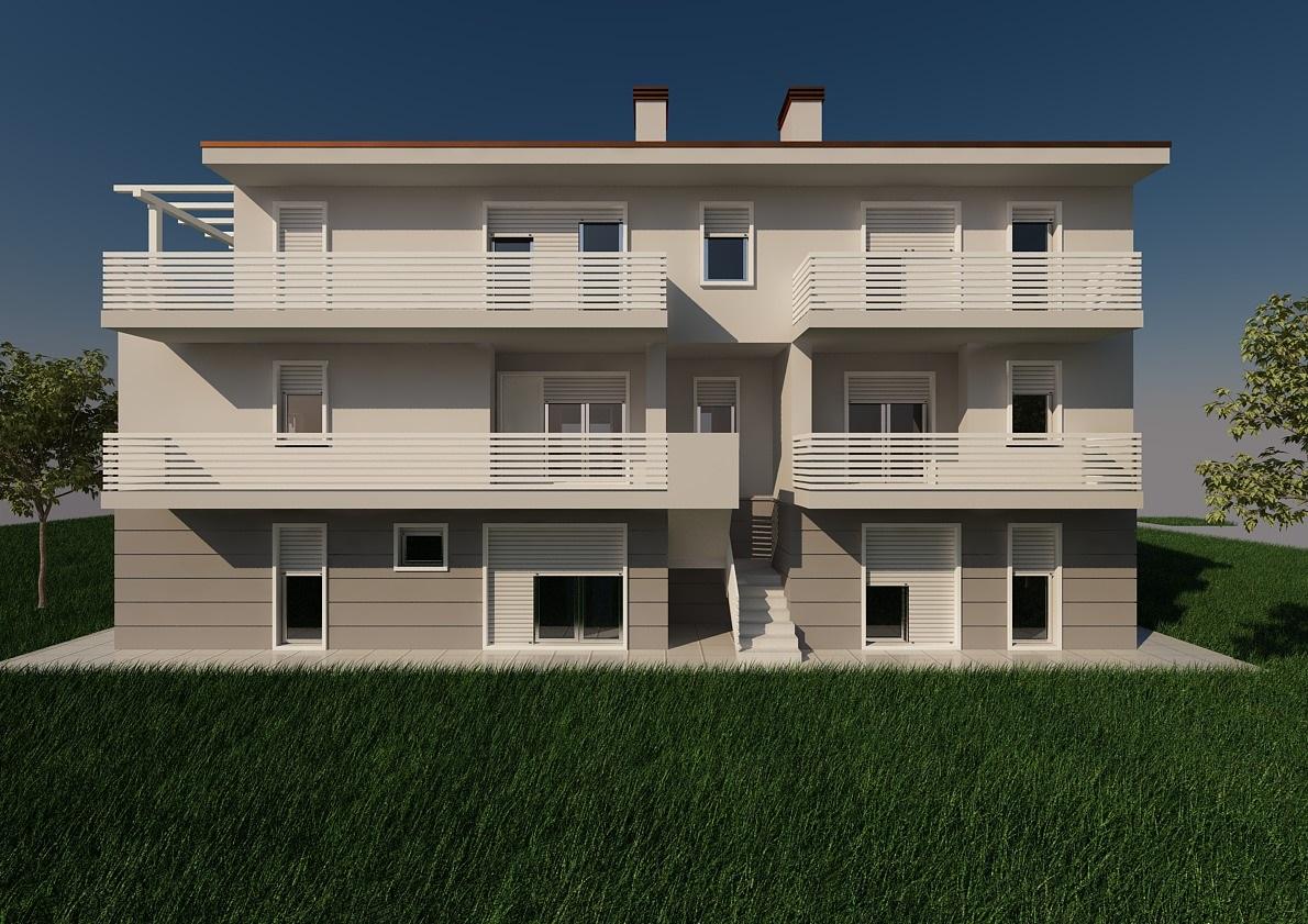 Appartamento in vendita a Cesena, 5 locali, zona Località: S.Egidio, prezzo € 360.000 | CambioCasa.it