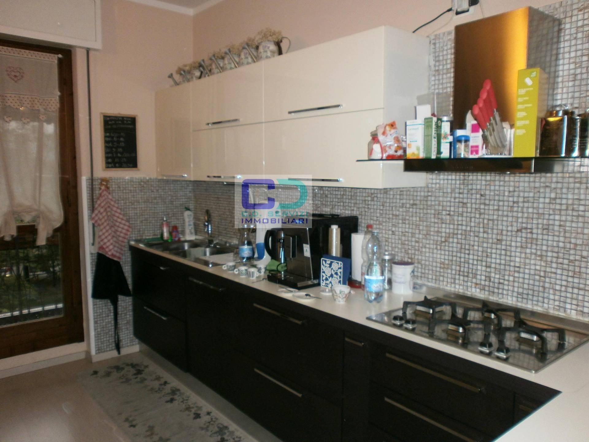 Appartamento in vendita a Ciserano, 3 locali, prezzo € 110.000   CambioCasa.it