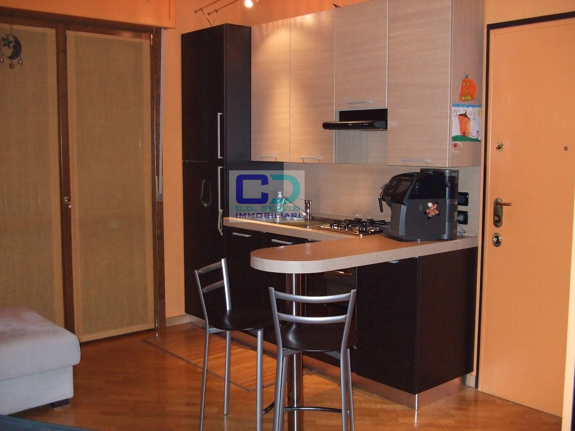 Appartamento in affitto a Cassano d'Adda, 1 locali, prezzo € 450 | CambioCasa.it