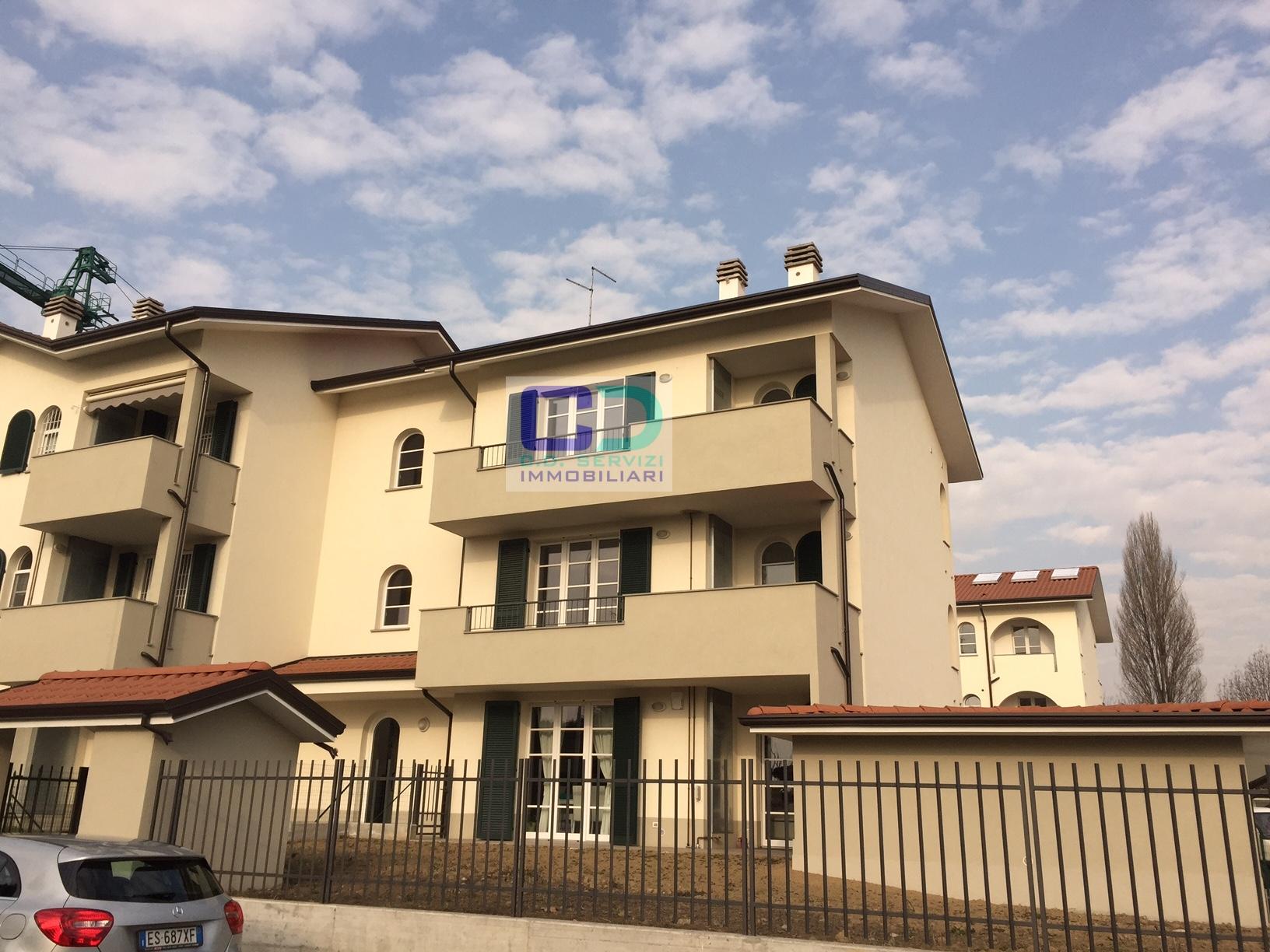 Appartamento in vendita a Rivolta d'Adda, 2 locali, prezzo € 132.000   CambioCasa.it