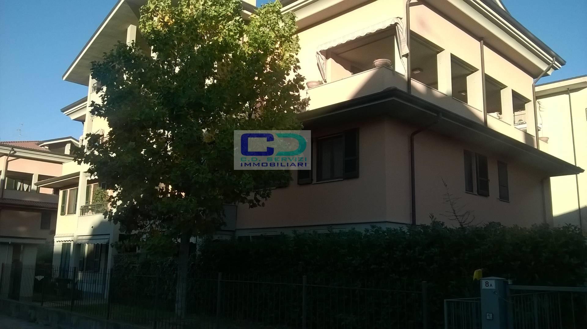 Appartamento in affitto a Cassano d'Adda, 2 locali, prezzo € 550 | CambioCasa.it