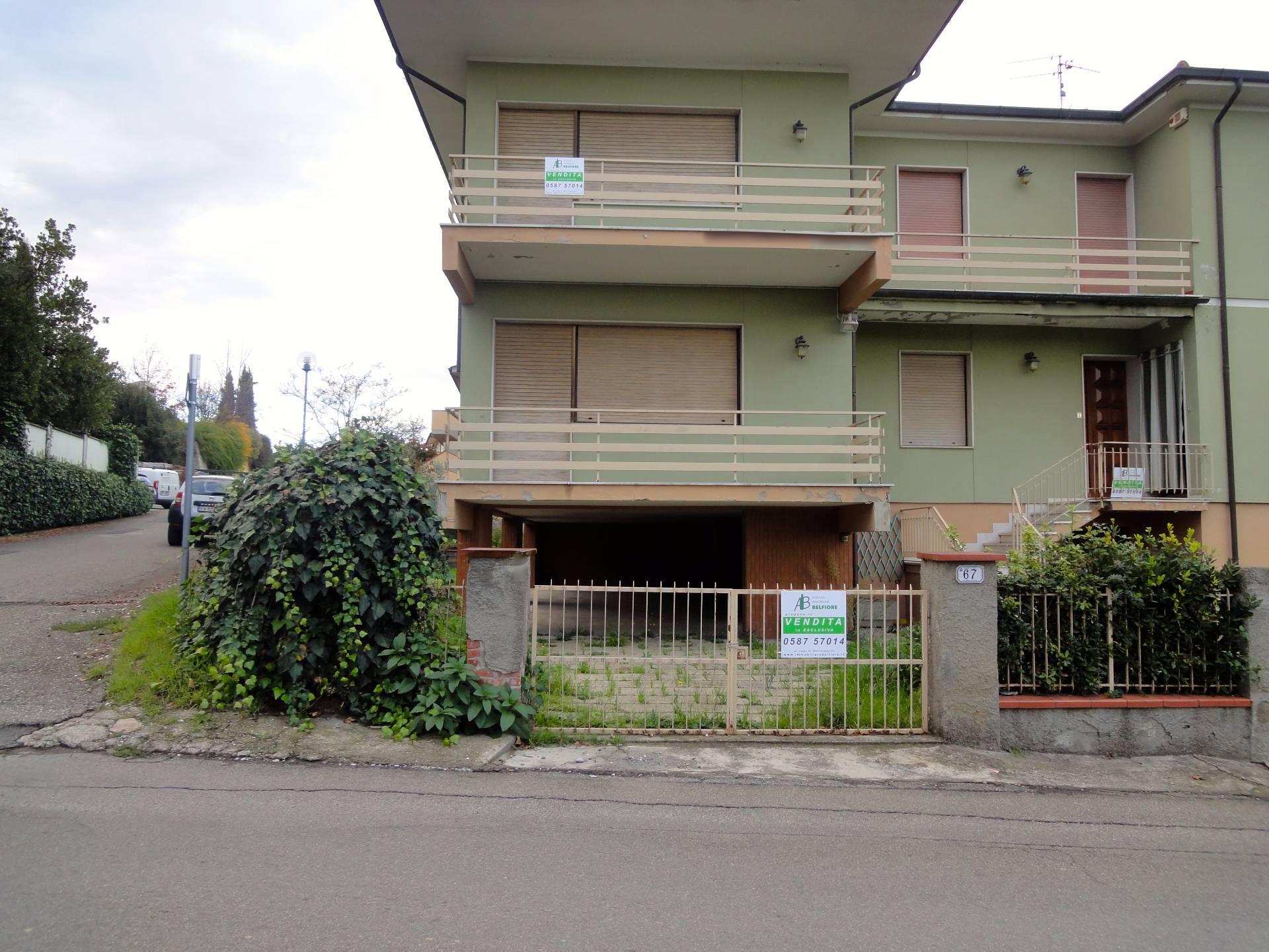 Appartamento in vendita a Buti, 5 locali, zona Zona: Cascine, prezzo € 125.000   CambioCasa.it