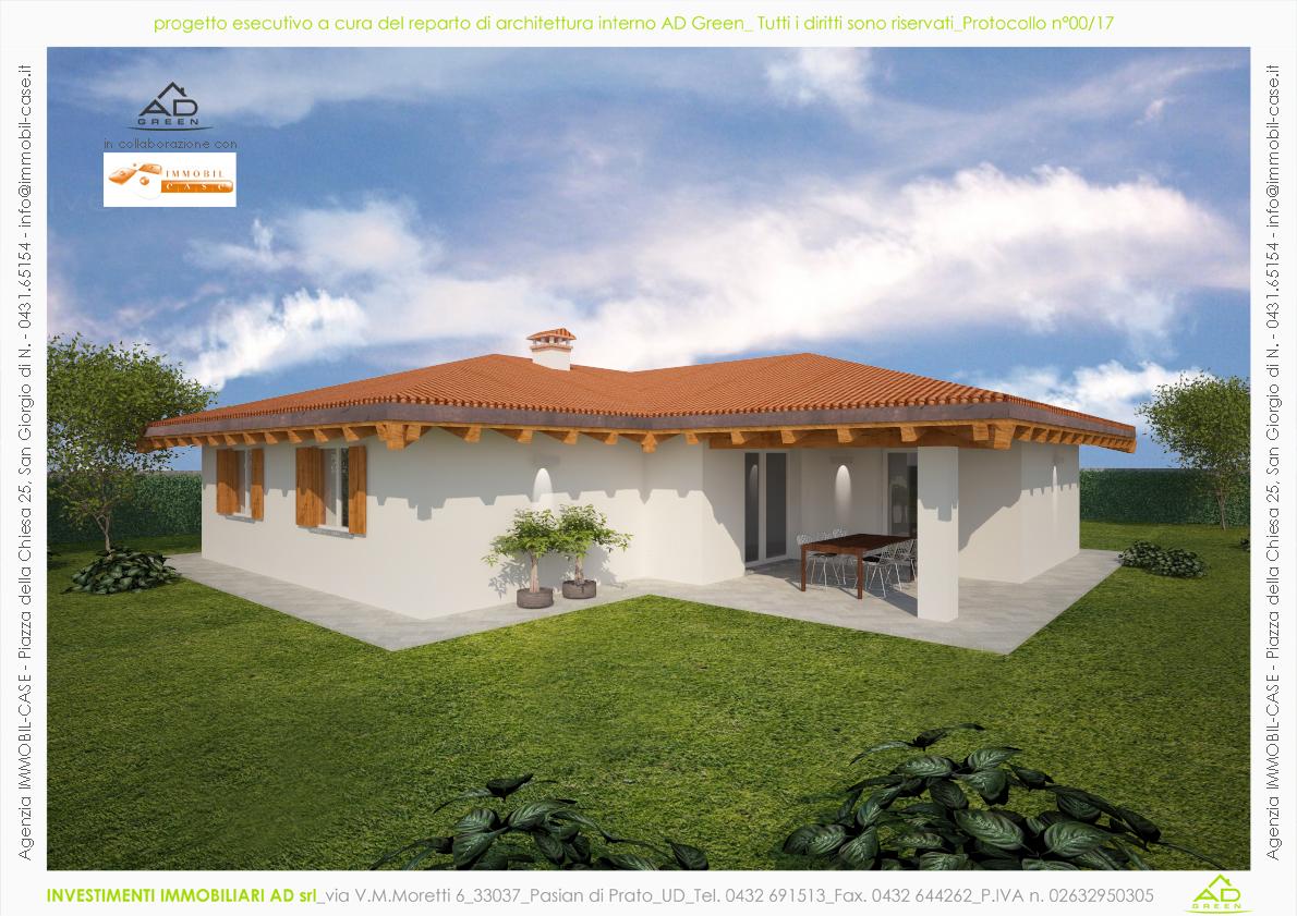 Villa in vendita a Gonars, 6 locali, prezzo € 285.000 | CambioCasa.it