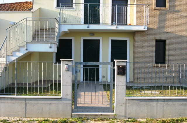 Appartamento in affitto a San Giorgio di Nogaro, 3 locali, prezzo € 550 | CambioCasa.it