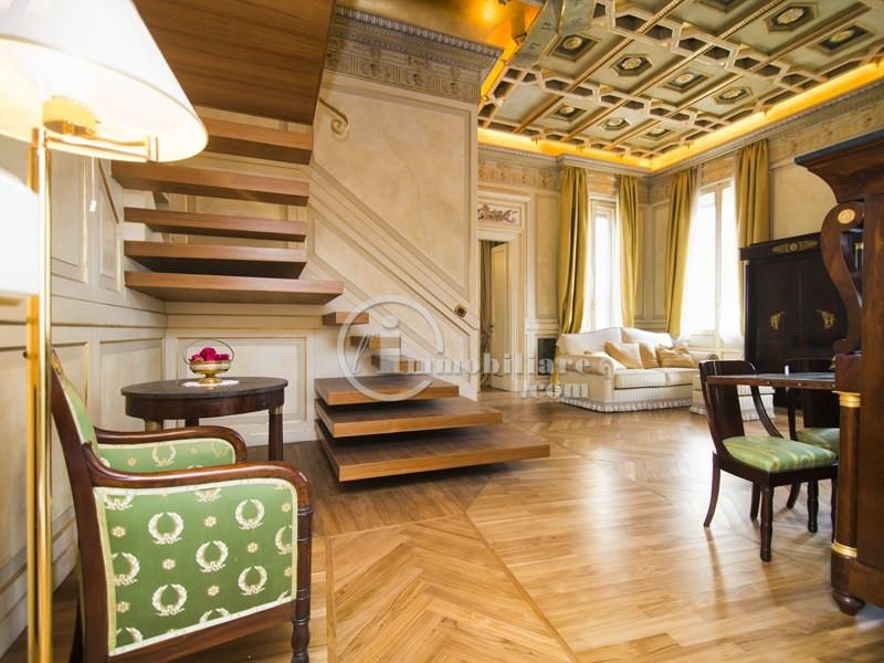 Appartamenti di lusso in vendita a milano trovocasa pregio for Design appartamenti di lusso