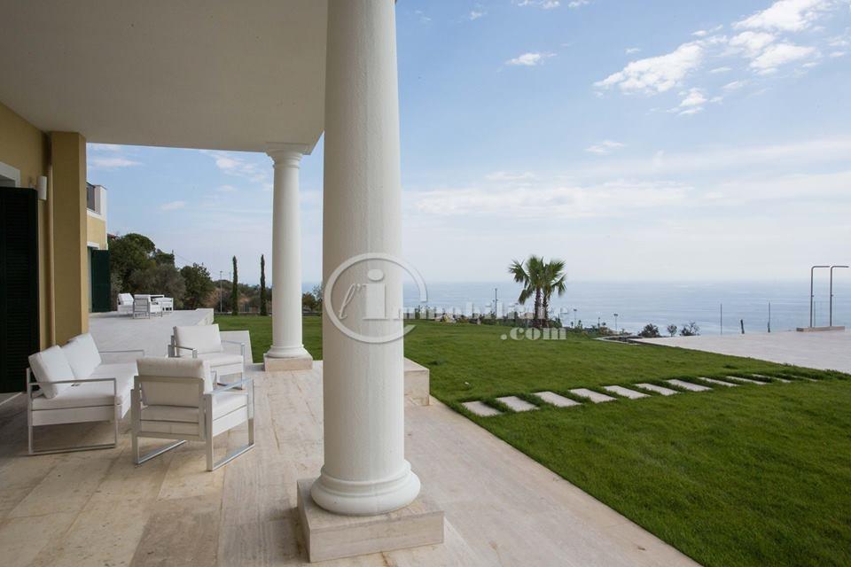 Villa in Vendita a Cipressa: 5 locali, 800 mq - Foto 1