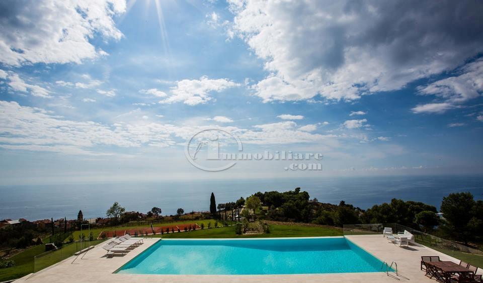 Villa in Vendita a Cipressa: 5 locali, 800 mq - Foto 7