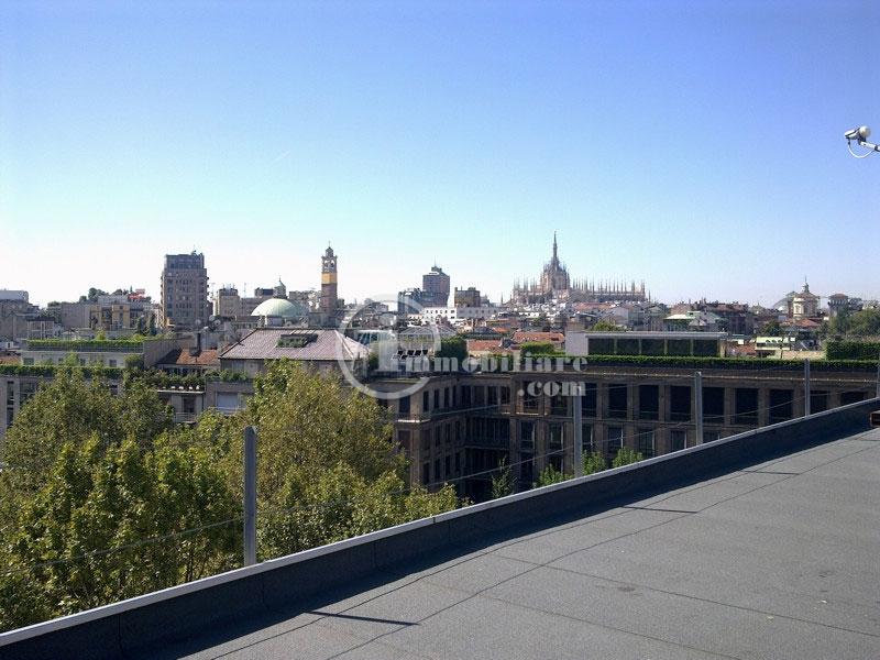 Appartamento di lusso in vendita a milano via senato for Milano re immobili di prestigio