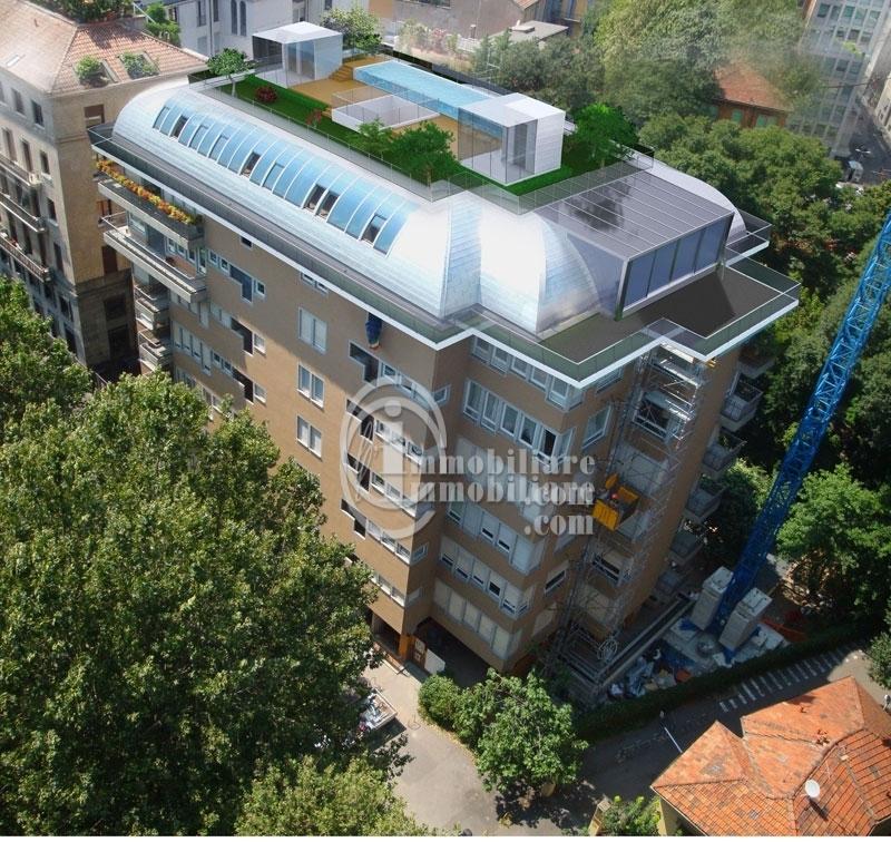 Appartamento in Vendita a Milano: 5 locali, 627 mq - Foto 2