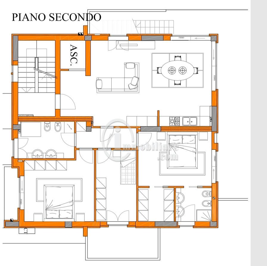 Appartamento in Vendita a Desenzano Del Garda: 5 locali, 125 mq - Foto 11