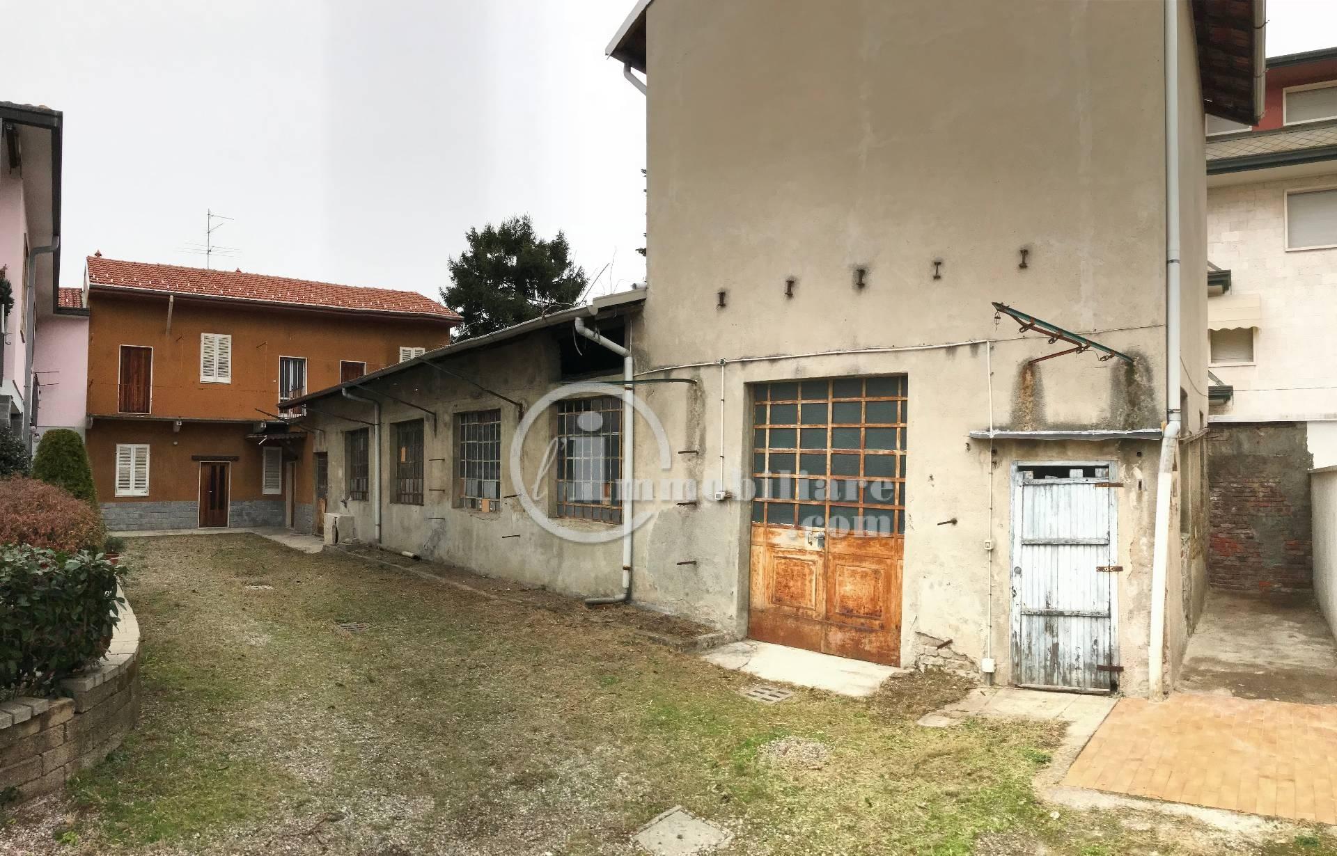 Casa indipendente in Vendita a Busto Arsizio: 5 locali, 125 mq
