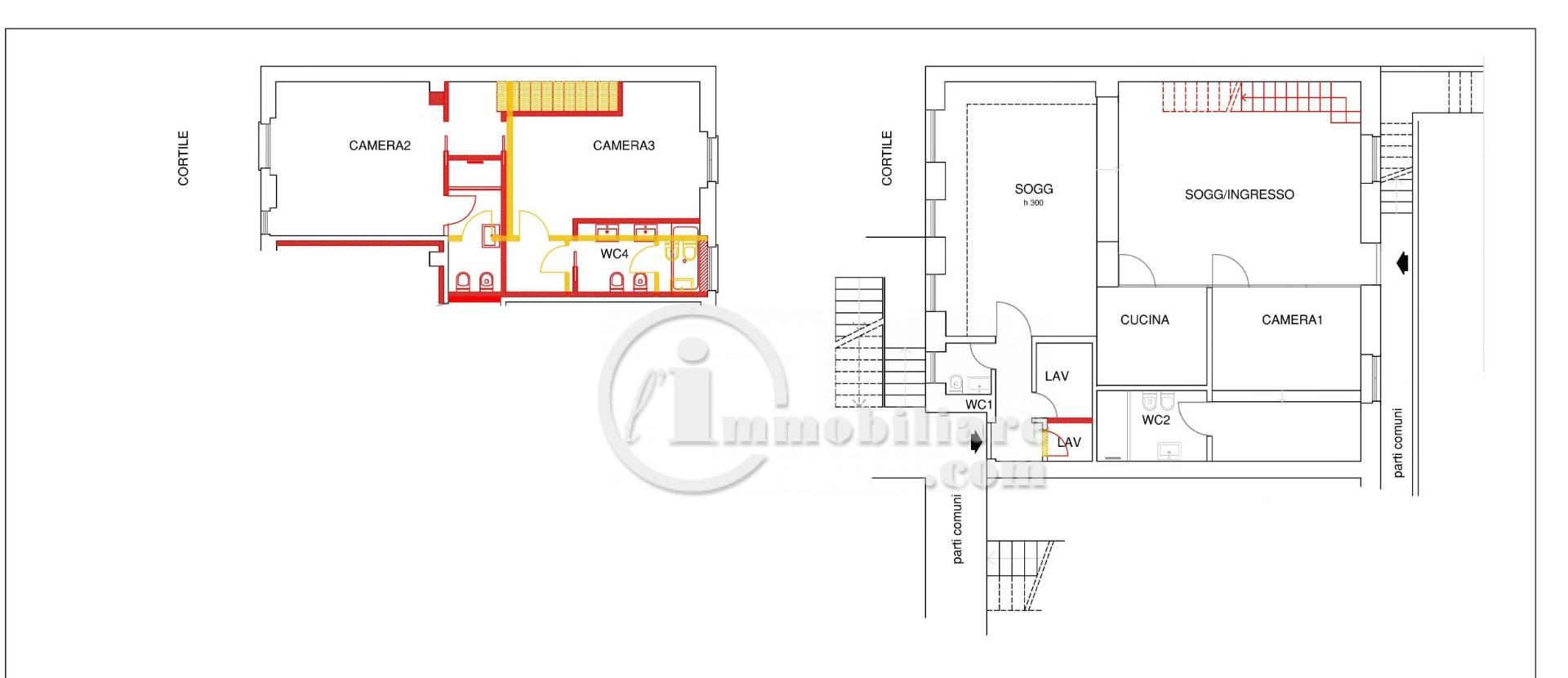 Appartamento in Vendita a Milano: 5 locali, 200 mq - Foto 21