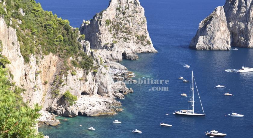 Albergo in Vendita a Capri: 5 locali, 770 mq
