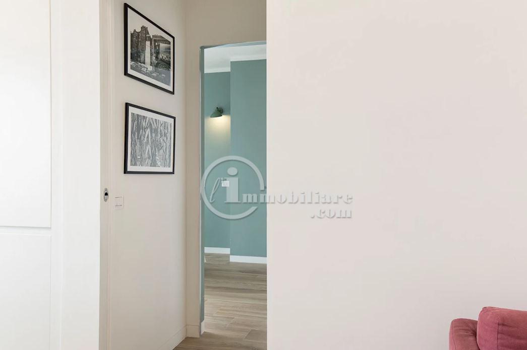 Appartamento in Vendita a Milano 17 Marghera / Wagner / Fiera: 2 locali, 70 mq