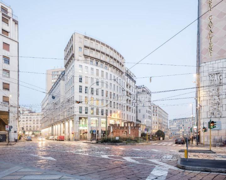 Ufficio-studio in Affitto a Milano 01 Centro storico (Cerchia dei Navigli):  5 locali, 377 mq  - Foto 1