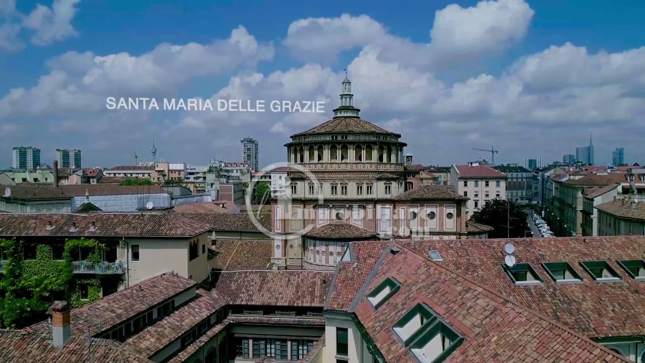 Appartamento in Vendita a Milano piazza santa maria delle grazie