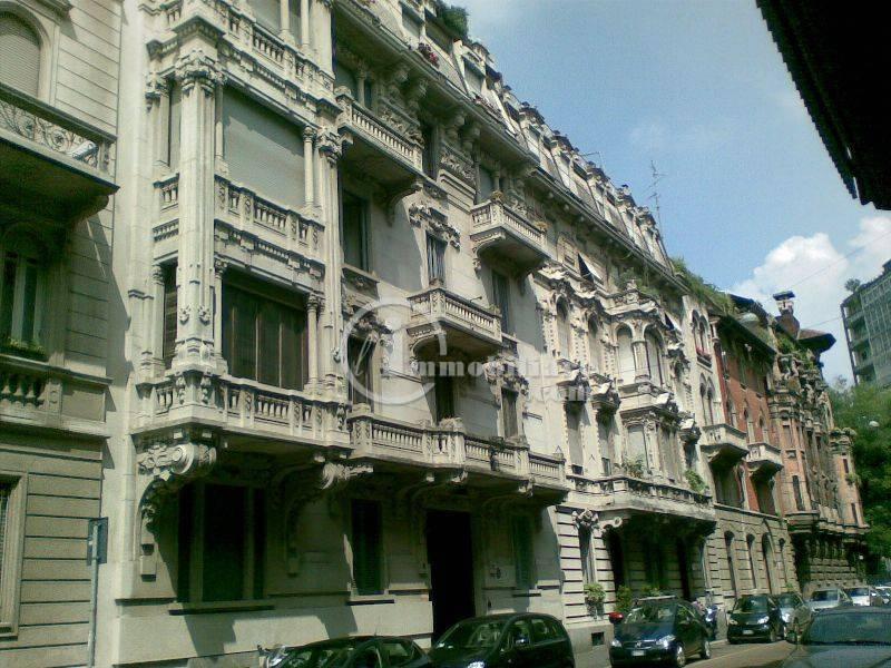Ufficio-studio in Affitto a Milano 01 Centro storico (Cerchia dei Navigli): 3 locali, 97 mq