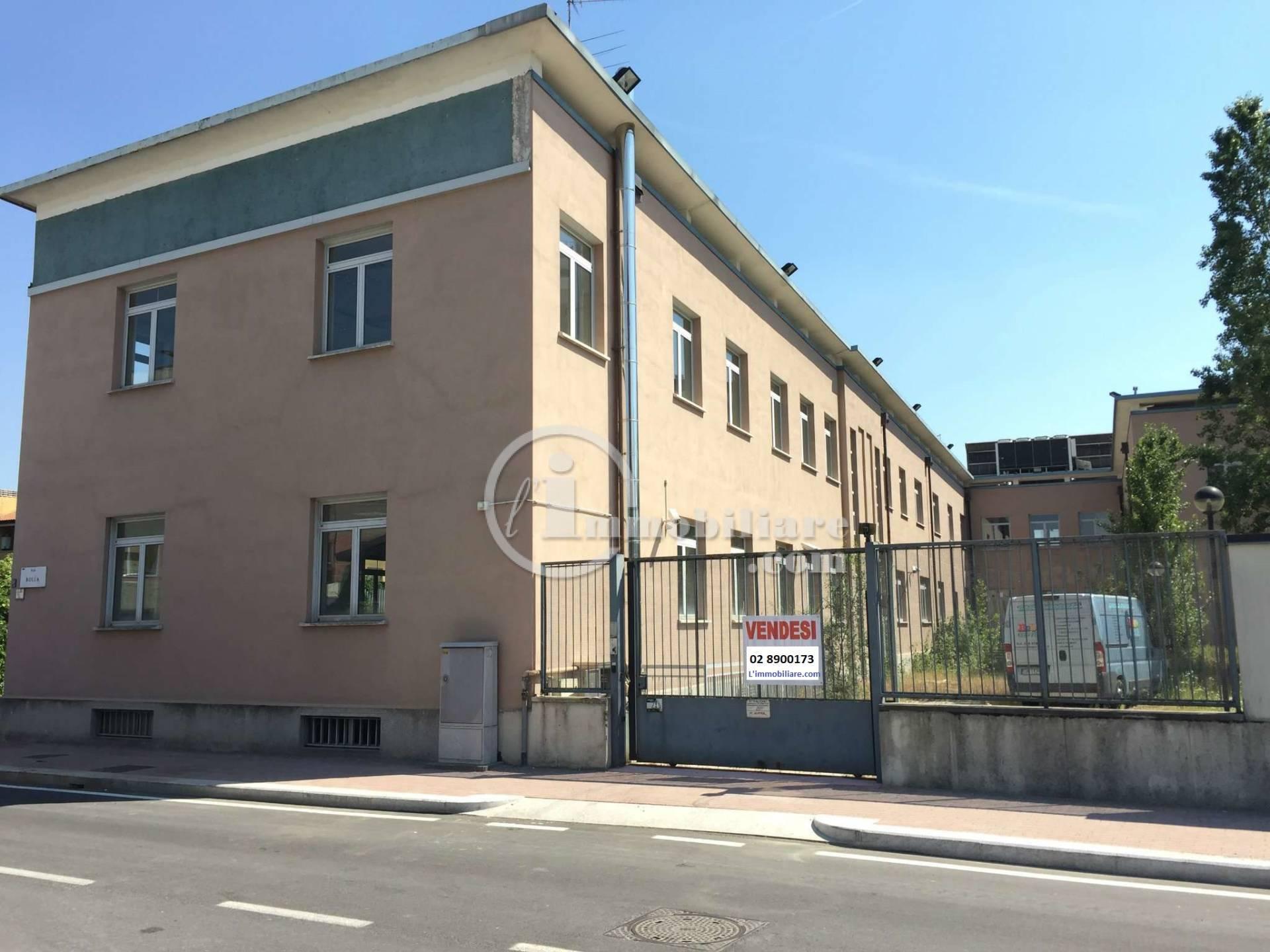 Palazzo in Vendita a Milano 29 Certosa / Bovisa / Dergano / Maciachini / Istria / Testi: 5 locali, 2700 mq