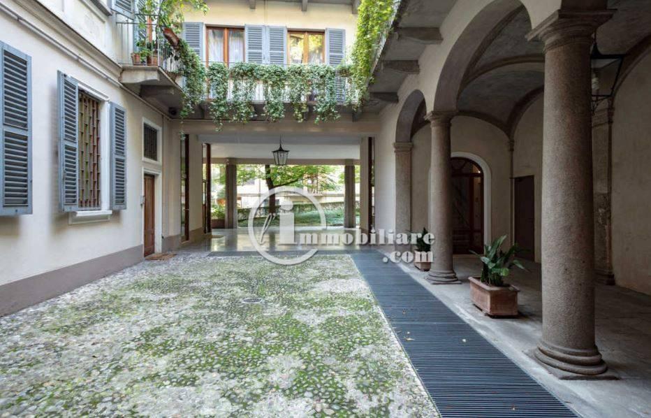 Ufficio-studio in Affitto a Milano 01 Centro storico (Cerchia dei Navigli):  5 locali, 175 mq  - Foto 1