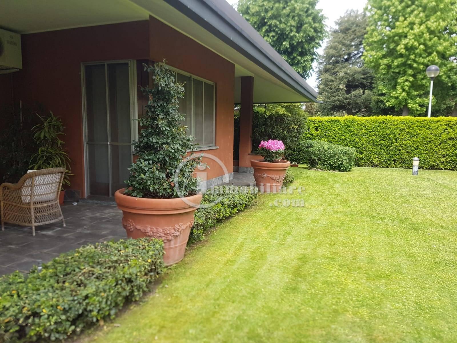 Villa in Vendita a Trezzano Sul Naviglio: 5 locali, 280 mq - Foto 12