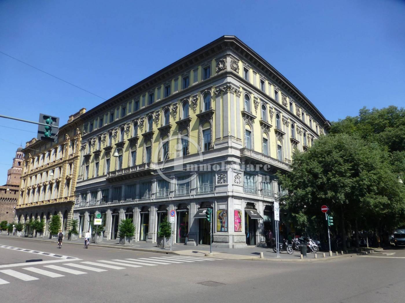 Appartamento in Affitto a Milano 01 Centro storico (Cerchia dei Navigli): 3 locali, 140 mq
