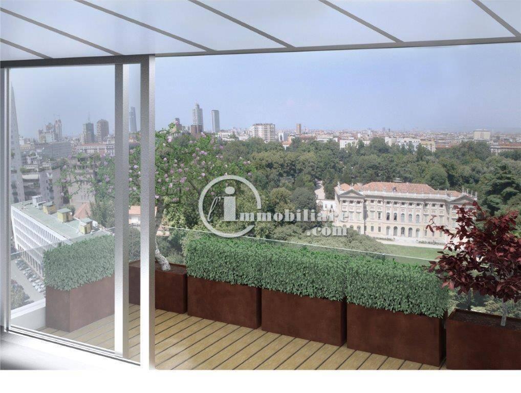 Appartamento in Vendita a Milano via senato
