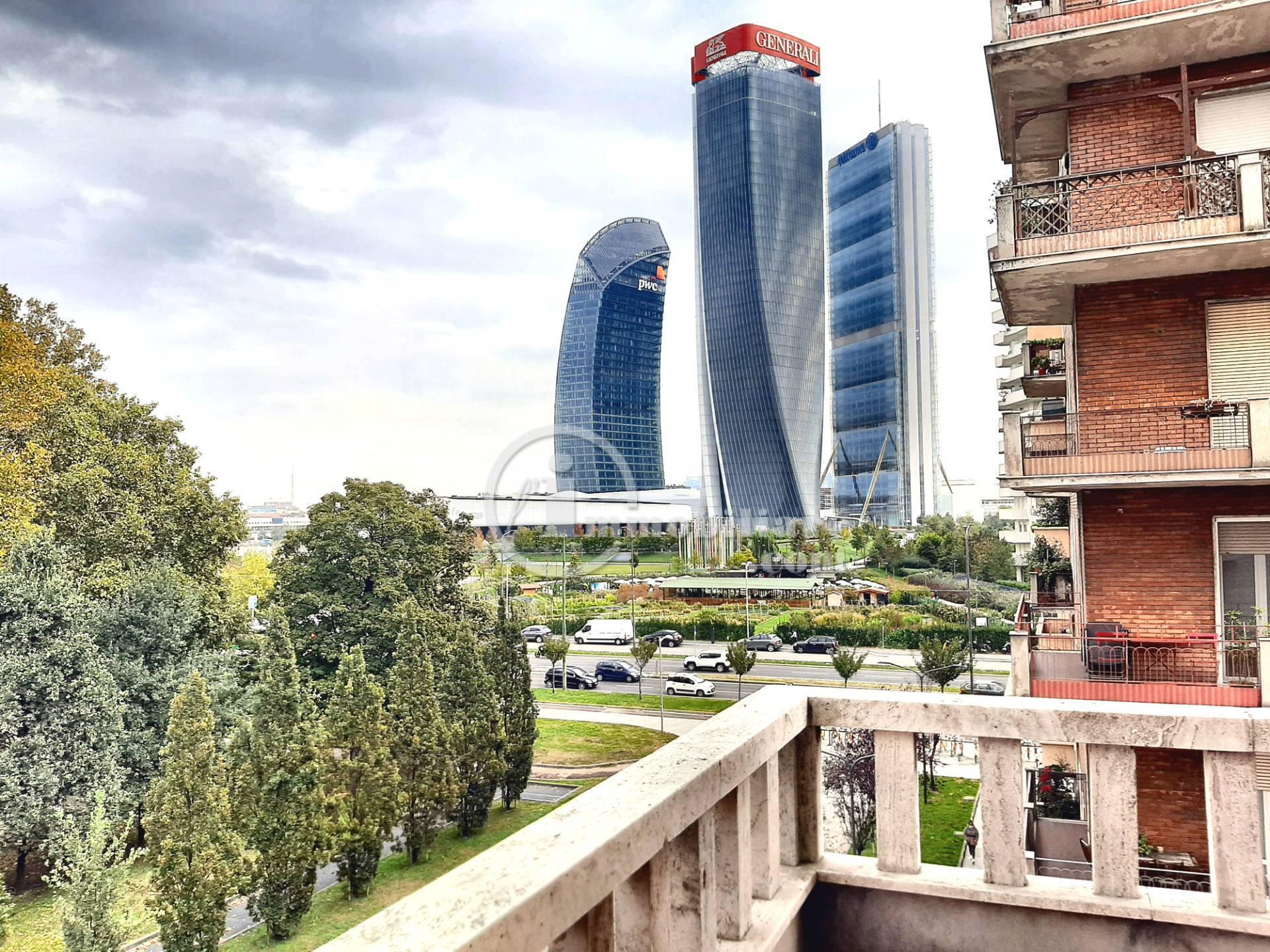 Appartamento in Vendita a Milano piazza giovanni amendola