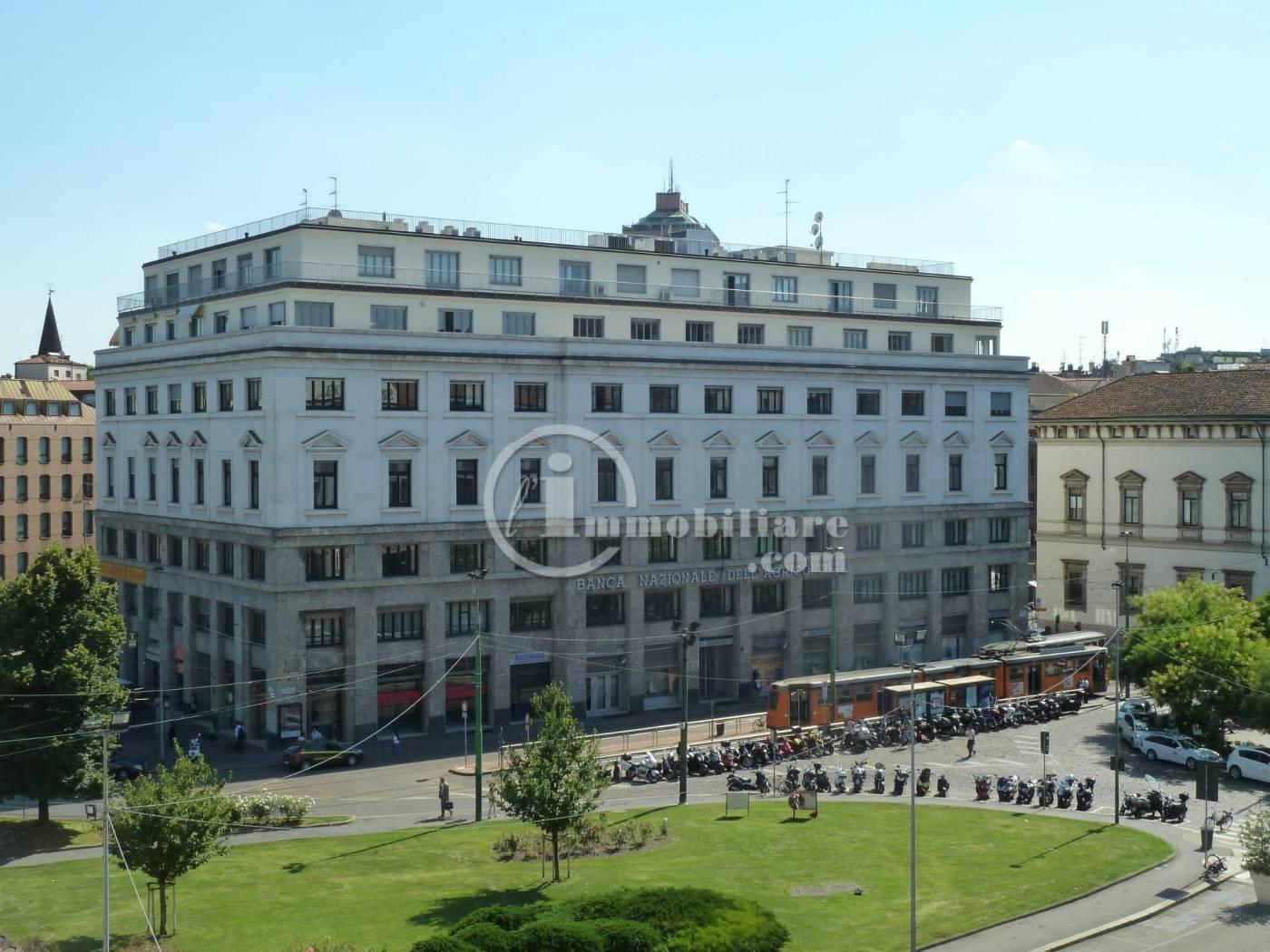 Ufficio-studio in Affitto a Milano 01 Centro storico (Cerchia dei Navigli): 4 locali, 111 mq