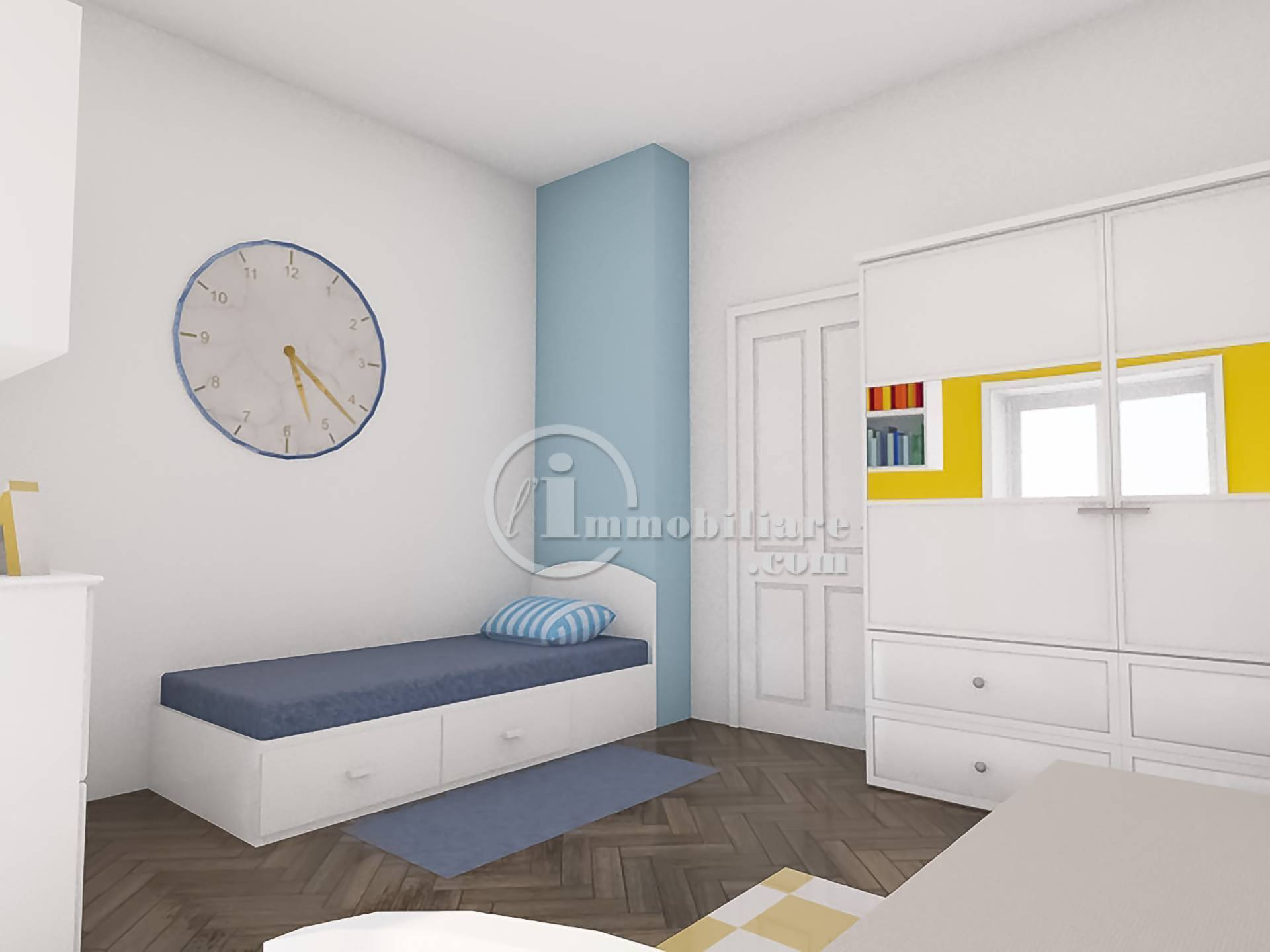 Appartamento in Vendita a Milano: 3 locali, 110 mq - Foto 12