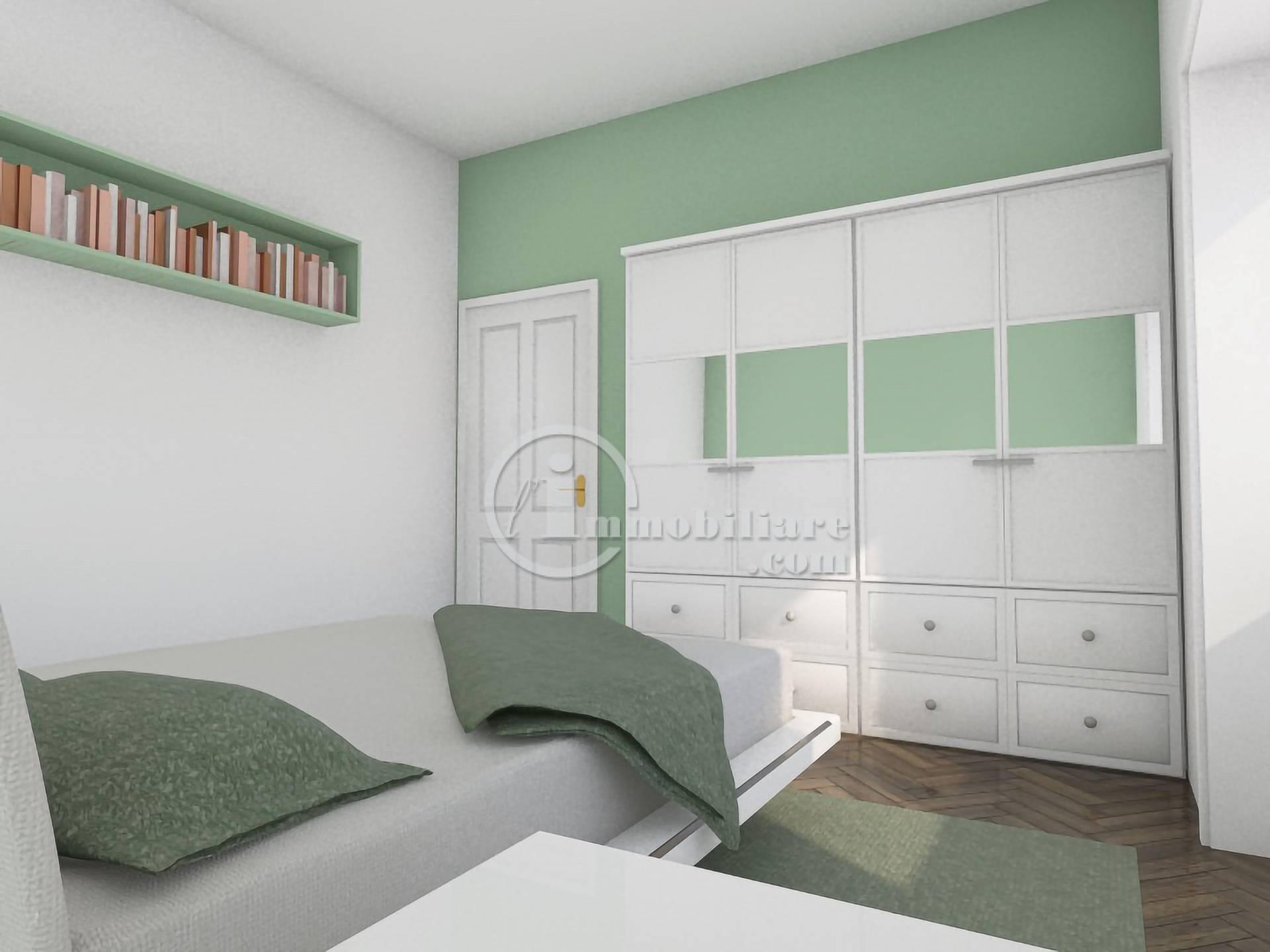 Appartamento in Vendita a Milano: 3 locali, 110 mq - Foto 19