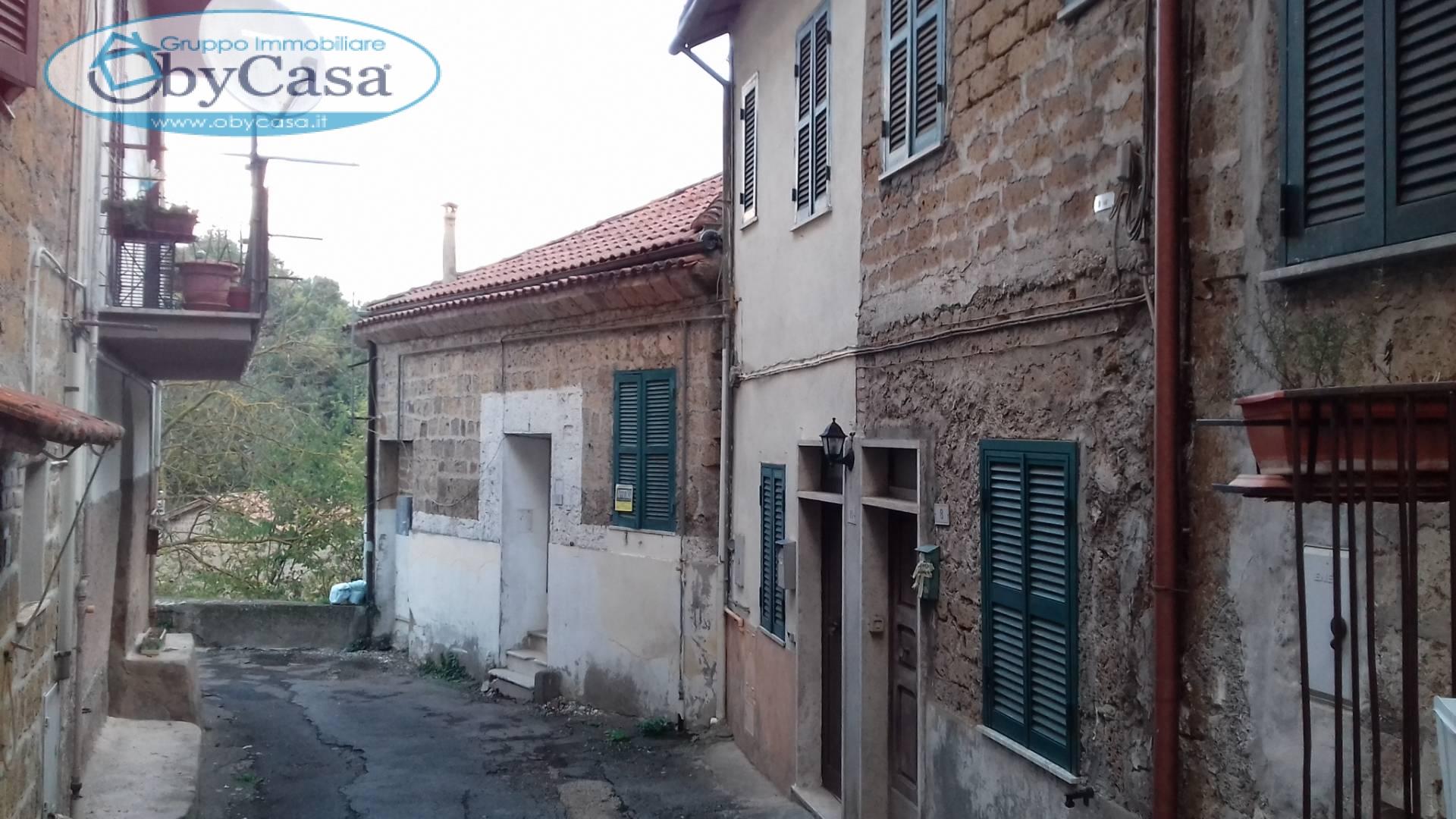Soluzione Indipendente in vendita a Bassano Romano, 3 locali, zona Località: bassanoromano, prezzo € 65.000 | CambioCasa.it
