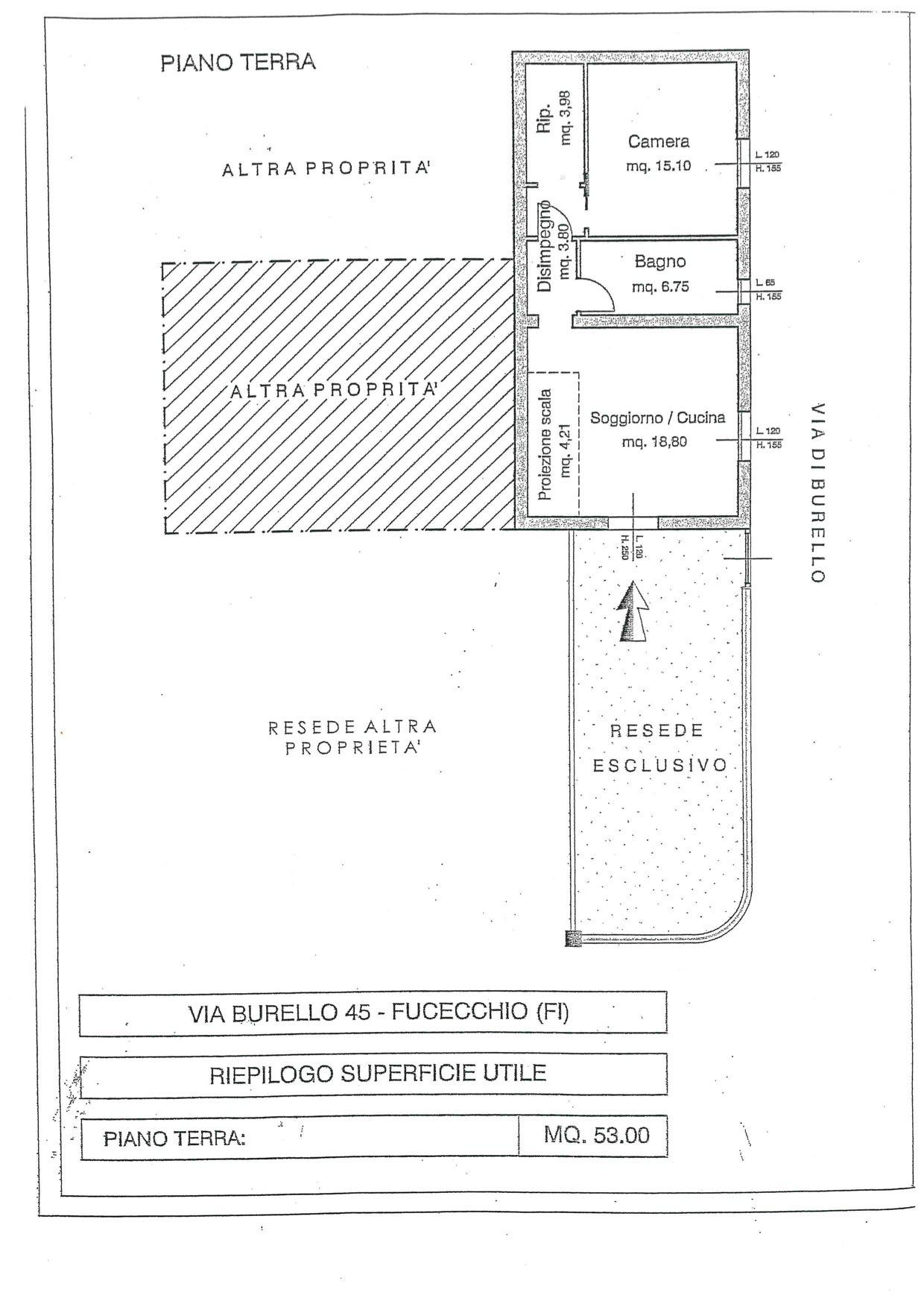 Appartamento in affitto a Fucecchio, 2 locali, prezzo € 575 | CambioCasa.it