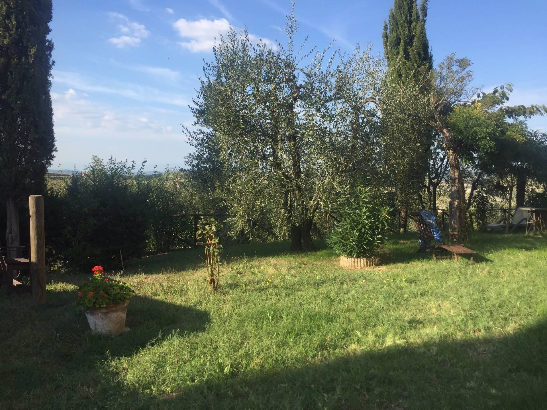 Appartamento in affitto a Gambassi Terme, 2 locali, prezzo € 350 | CambioCasa.it