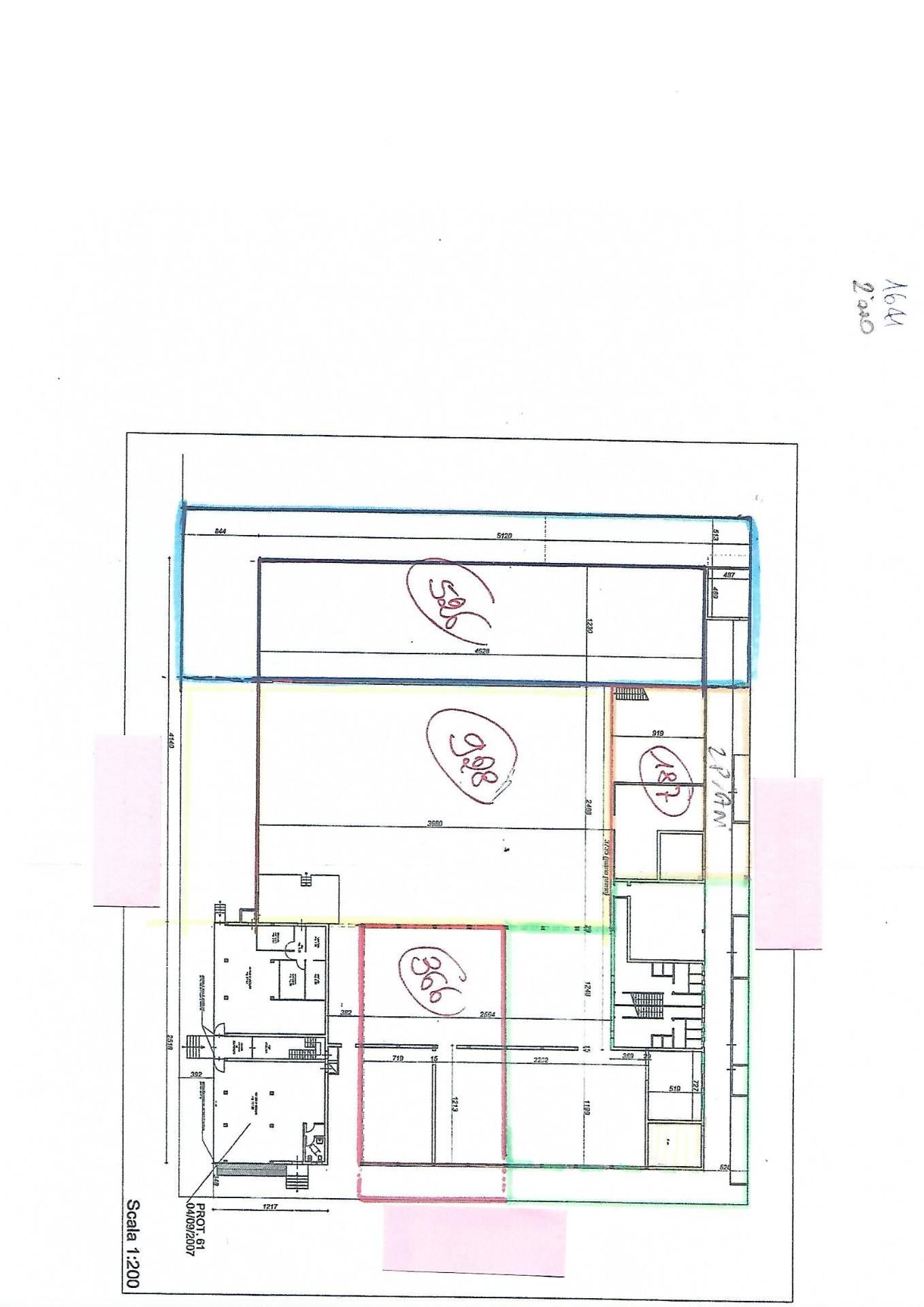 Capannone in vendita a Faenza, 9999 locali, prezzo € 650.000 | CambioCasa.it